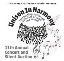 Peace Chorale FLyer